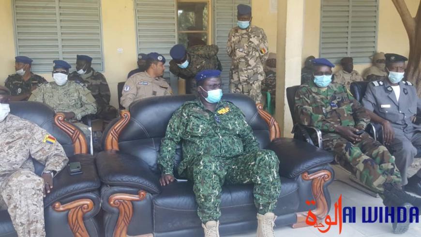 Tchad : des armes et produits prohibés saisis par la commission mixte