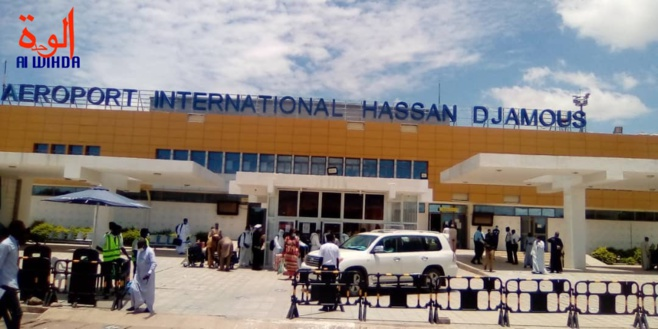 Covid-19 : Le Tchad interdit les voyageurs en provenance du Royaume-Uni et d'Afrique du Sud