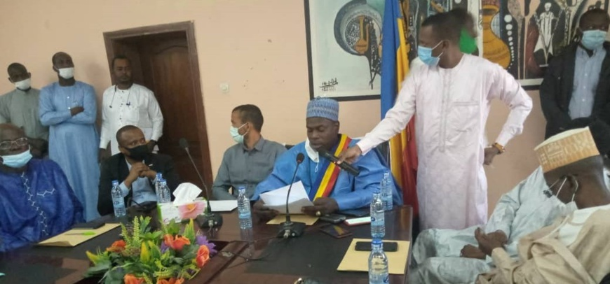 Tchad : Budget en hausse de la commune du 1er arrondissement de N'Djamena