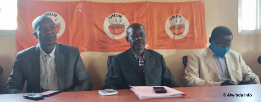Tchad : l'UNDR dénonce une cabale contre Saleh Kebzabo et réfute toute violation de la Loi