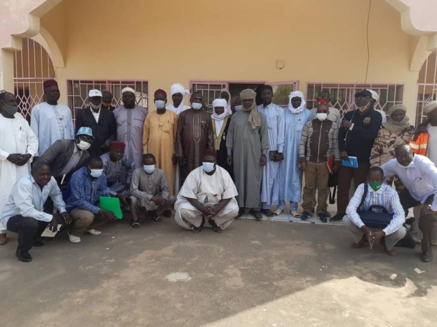 Tchad : le préfet de la Kabbia sensibilise des villages meurtris par des violences