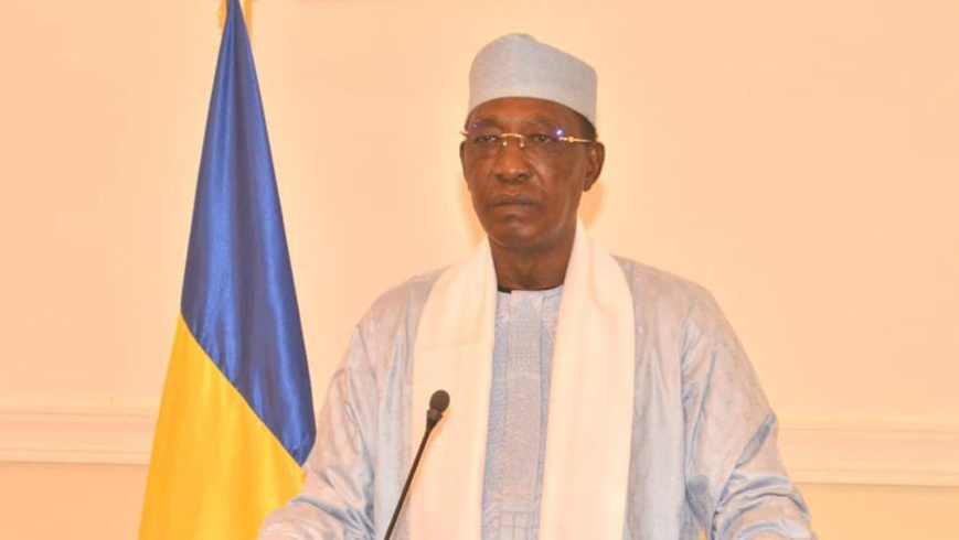 Tchad : message à la Nation du chef de l'État à l'occasion du nouvel an