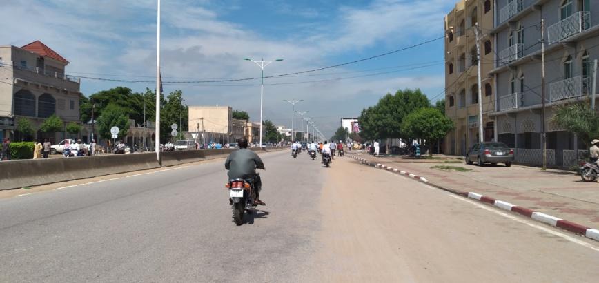 Tchad : les limites de N'Djamena pour le confinement et couvre-feu