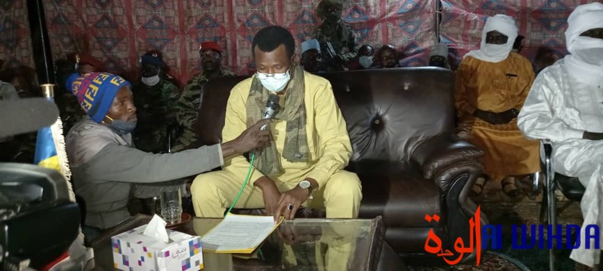 Tchad : les militaires célèbrent la fête des armées