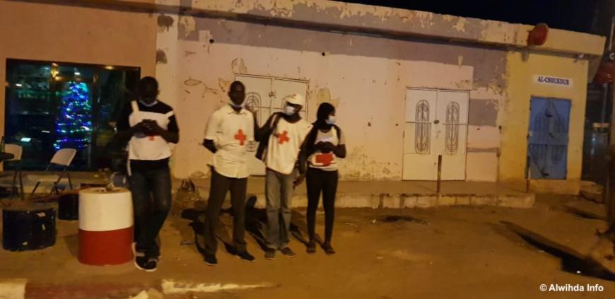 Tchad - couvre-feu : la précipitation des usagers mobilise la Croix-Rouge à N'Djamena