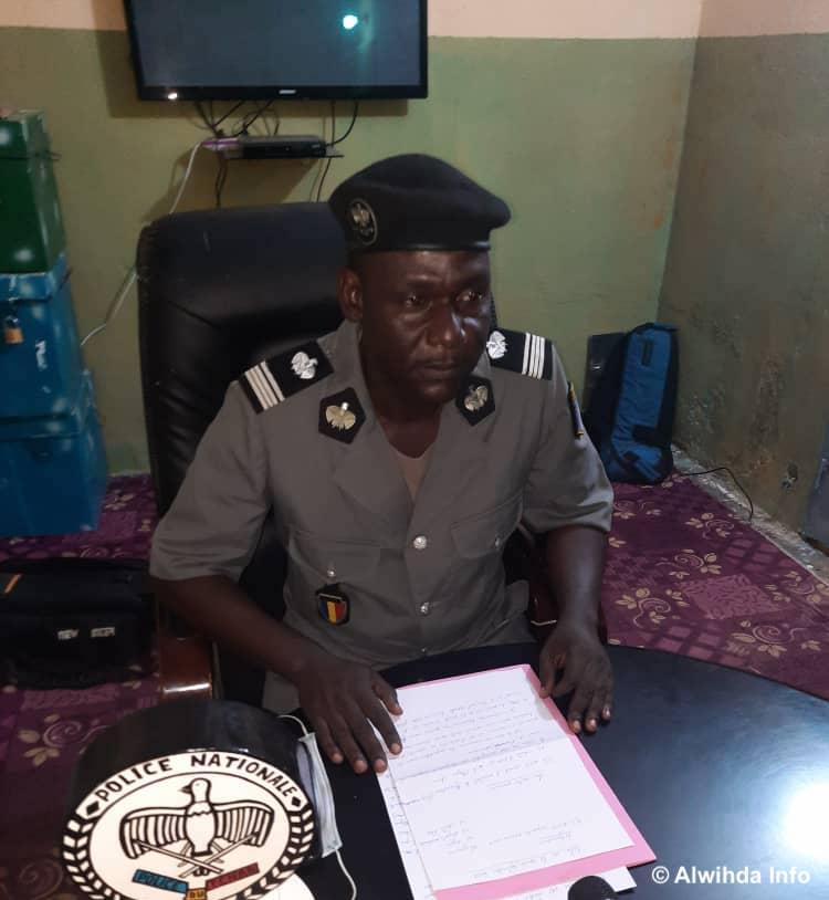 Tchad : La Police nationale présente un bilan sécuritaire du réveillon