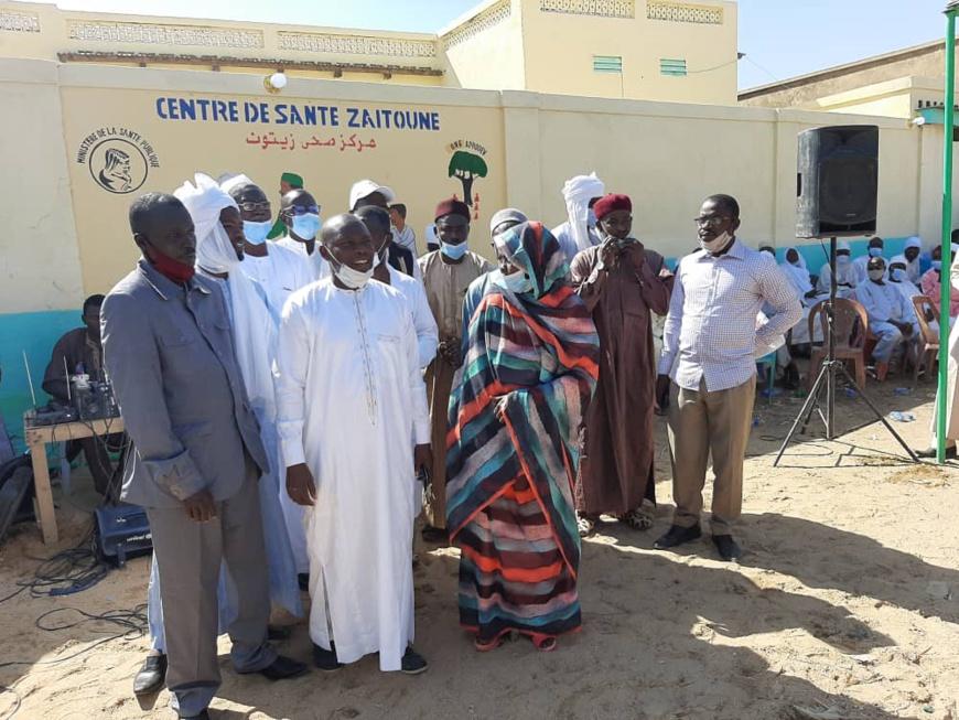 Tchad : un centre de santé inauguré à Abéché pour renforcer l'accès aux soins