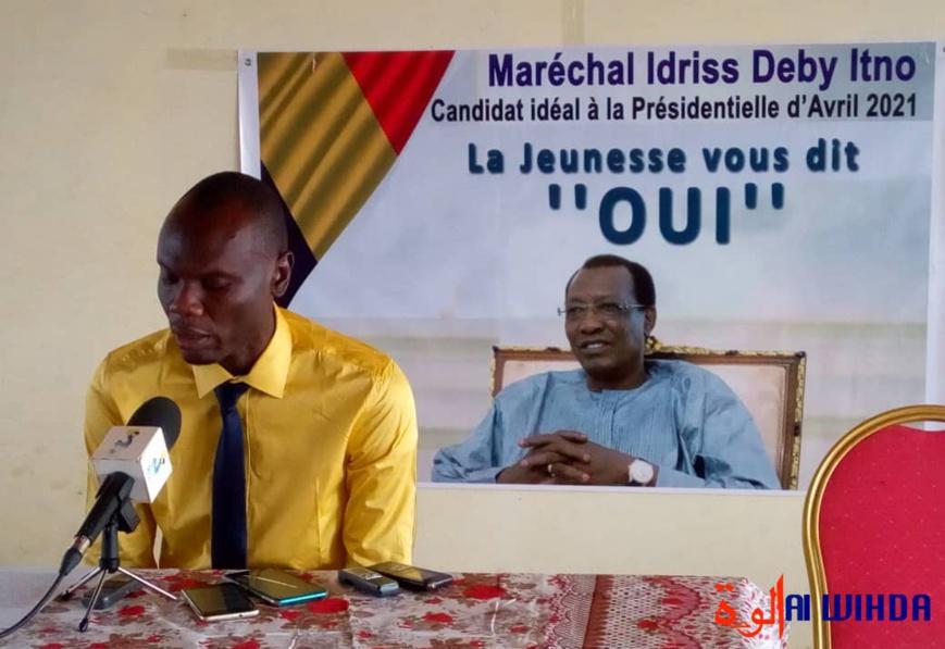 Tchad Consensus s'engage en politique et soutient la candidature d'Idriss Deby