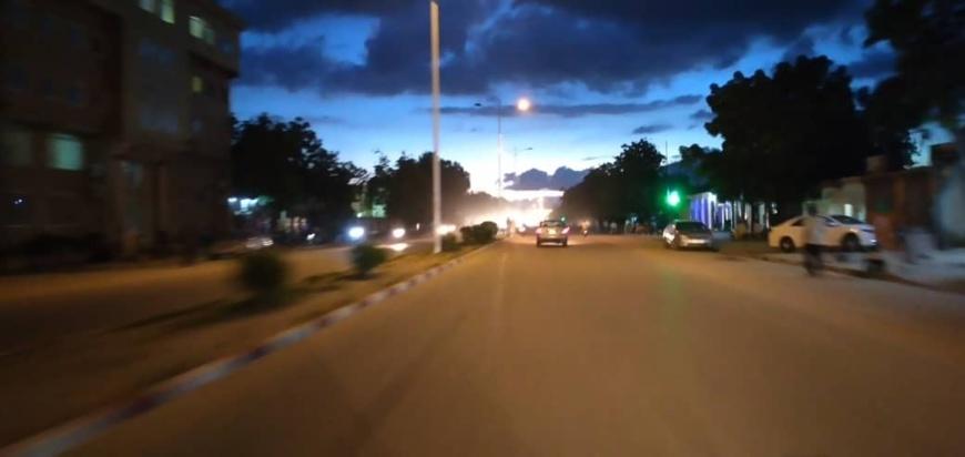 Tchad : début du couvre-feu à N'Djamena