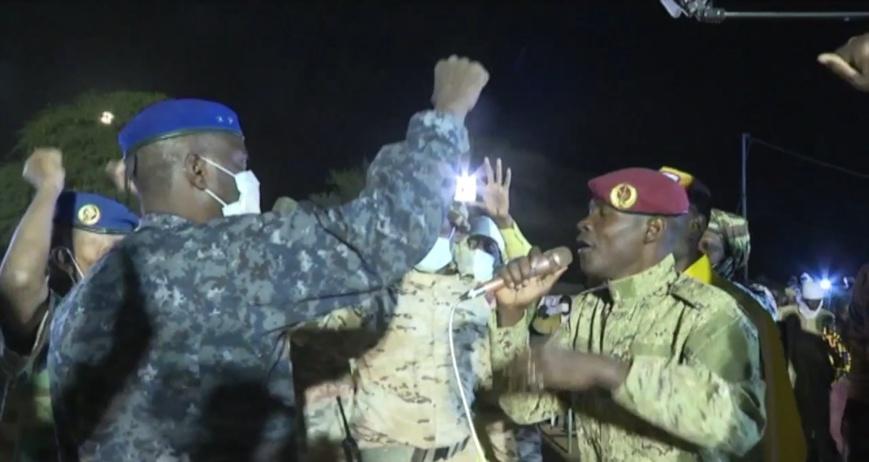 Tchad : la fête des armées célébrée dans la joie à Faya