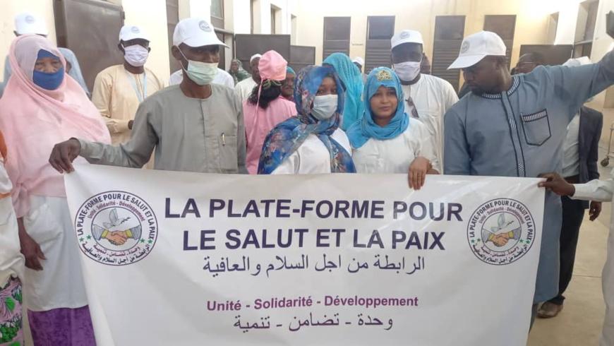 Tchad : des cadeaux offerts aux nouveaux-nés à Abéché pour le nouvel an