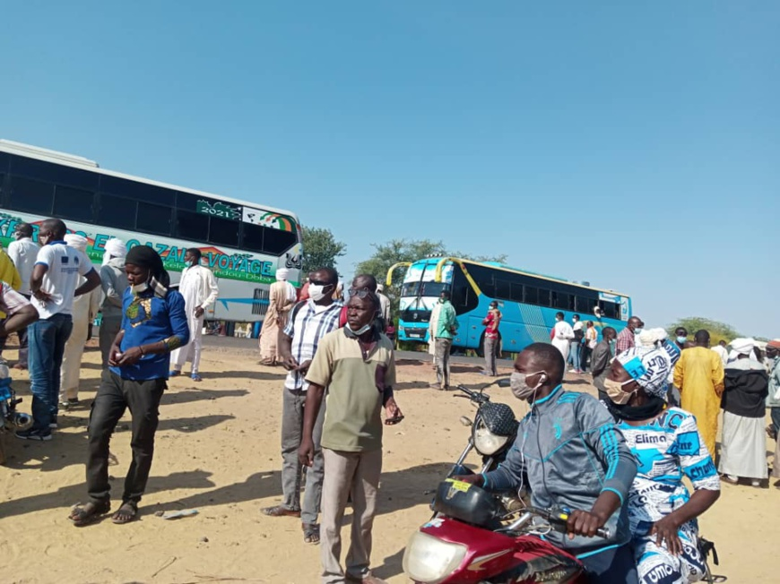 Tchad : voyageurs bloqués aux entrées de N'Djamena, des instructions pour décanter la situation