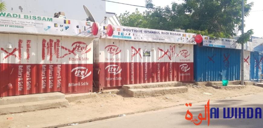 Tchad : des commerces menacés de déguerpissement à N'Djamena