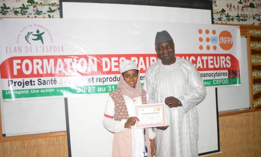 Tchad : Élan de l'espoir lutte contre les préjugés sur la drépanocytose