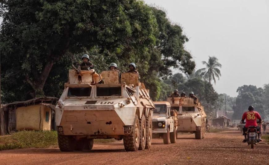 Centrafrique : la MINUSCA dénonce les attaques et se dit déterminée à protéger les civils