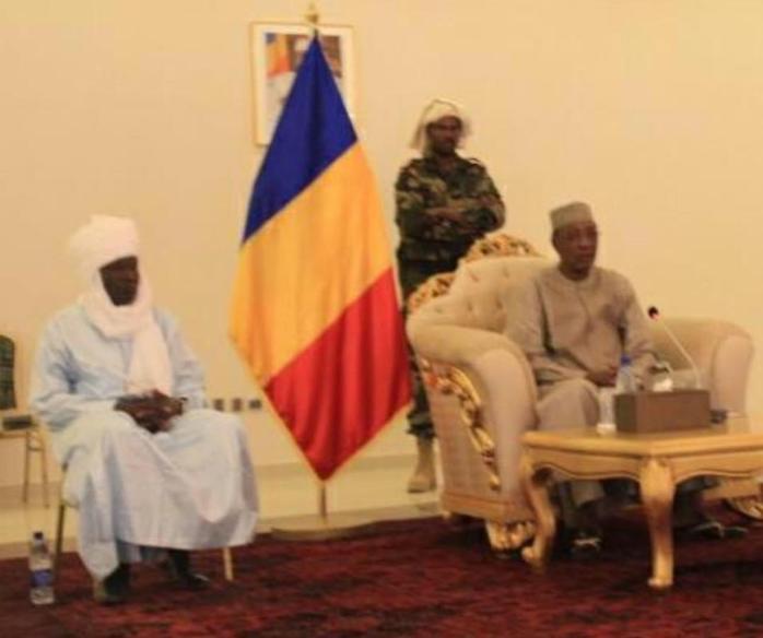 Tchad : condoléances du chef de l'État suite au décès du général Hassan Djorbo