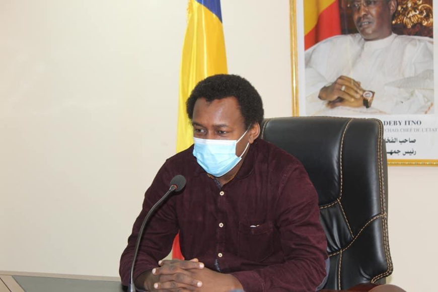 Dr. Djiddi Ali Sougoudi :