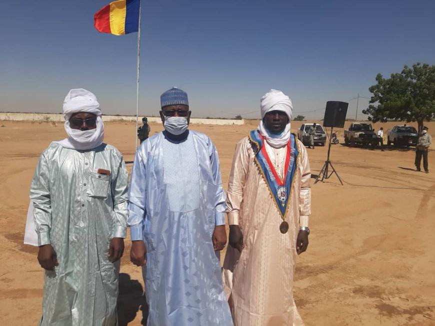 Tchad : deux élus consulaires de la CCIAMA au Ouaddaï installés par le gouverneur
