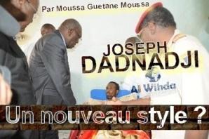 Tout frais Premier Ministre du Tchad, Joseph D Dadnadji est-il entrain de rompre avec la routine habituelle de ses prédécesseurs ? Crédits photos : DjamilAMYD/Alwihda