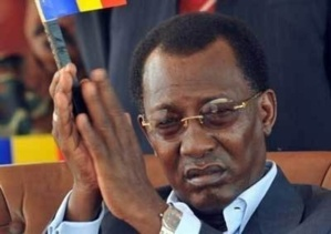 Idriss Déby. Crédits photos : Sources
