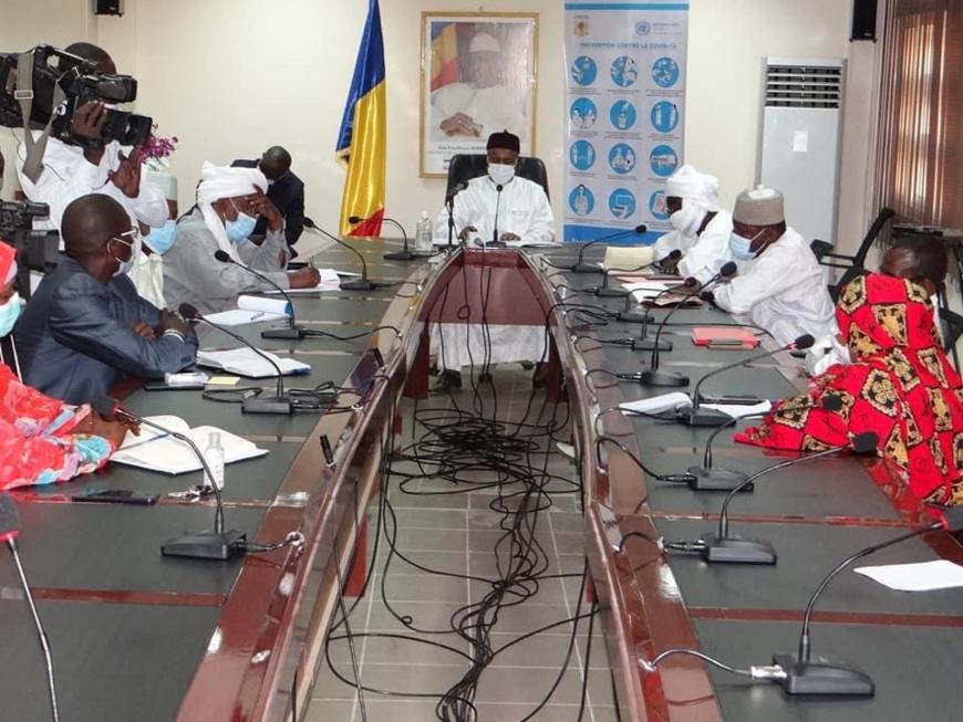 Tchad : une assistance alimentaire planifiée à N'Djamena suite au confinement