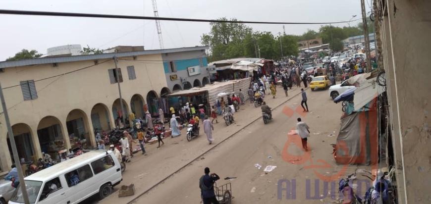 N'Djamena : augmentation à plus de 90% des cas positifs depuis le 30 décembre