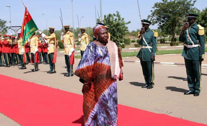 Décès d'Elisabeth Kade Ndilguem, ambassadrice du Tchad au Burkina Faso