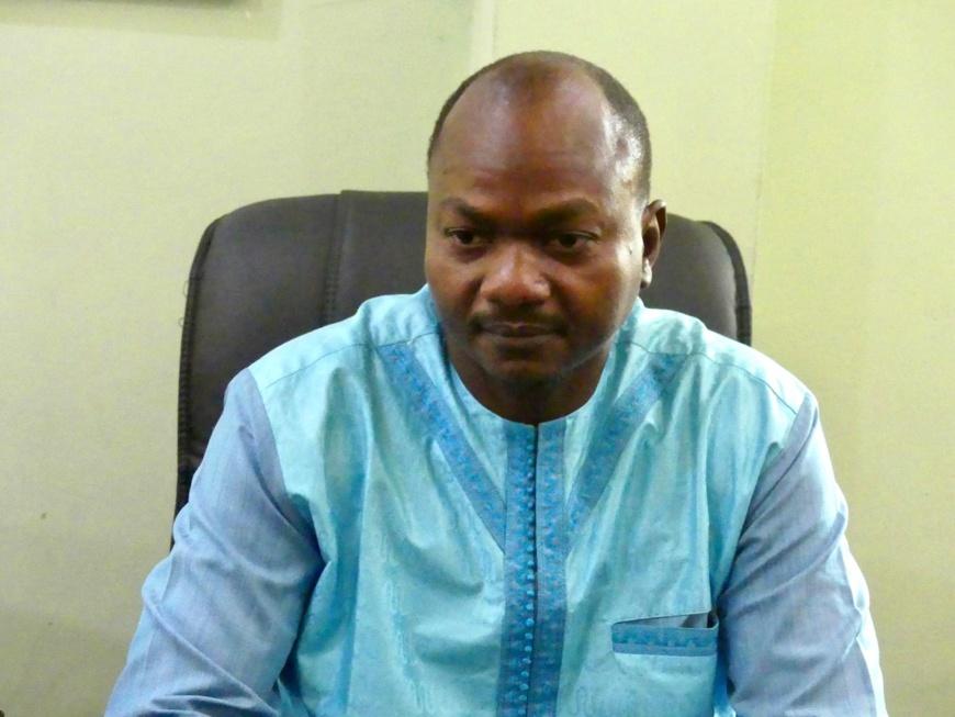 Tchad : Abakar Djermah Aumi, candidat du Tchad à la présidence de l'Union africaine de judo