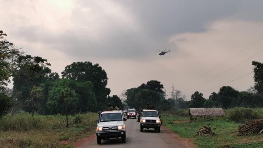 Centrafrique : une attaque de Bangui déjouée ce matin (Premier ministre)