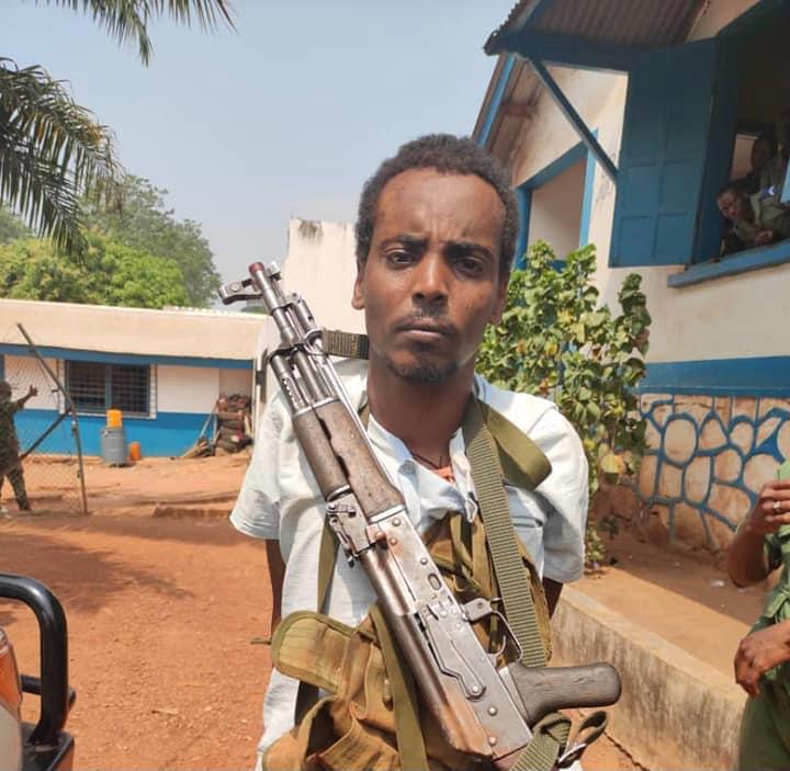 Centrafrique : des assaillants tués et arrêtés suite aux attaques à l'entrée de Bangui. © PM/Firmin.N