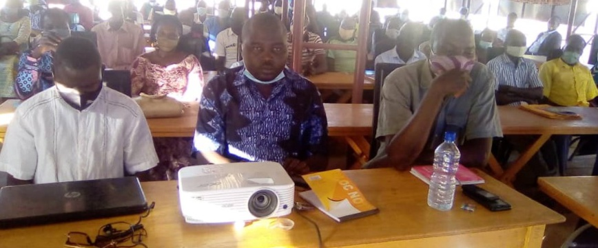 Tchad : Des jeunes formés sur la citoyenneté et le développement local à Pala