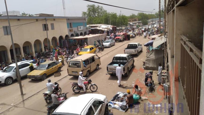 Tchad : le comité de crise sanitaire déplore la négligence des mesures barrières. ©Ben Kadabio/Alwihda Info