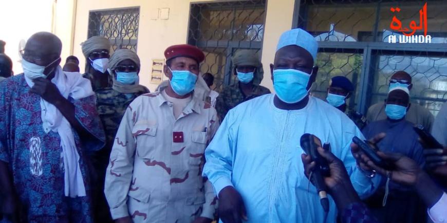 Tchad : libération d'otages,