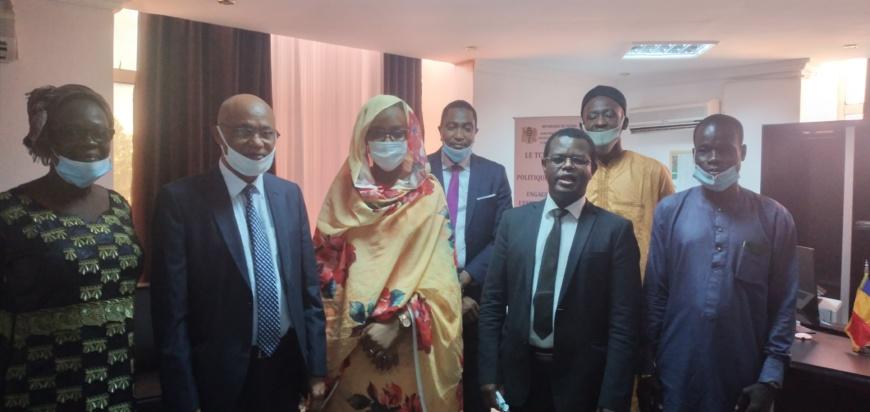 Tchad : le CEDPE remet une base de données sur les désengagés de Boko Haram au gouvernement