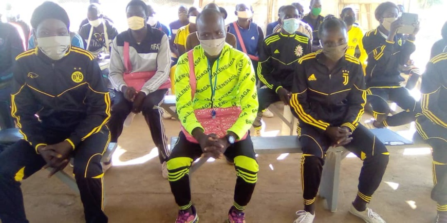 Tchad : des animateurs d'éducation physique et sportive formés aux Mayo Kebbi Ouest