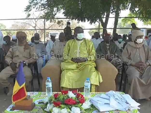 Tchad : campagne de vaccination de masse contre la rougeole au Salamat