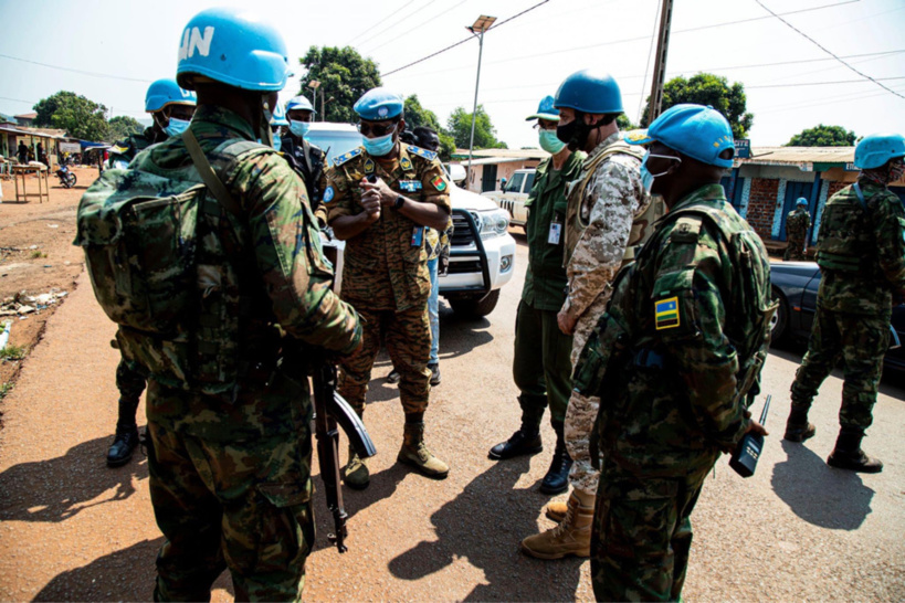 Centrafrique : la ville de Bangassou sous
