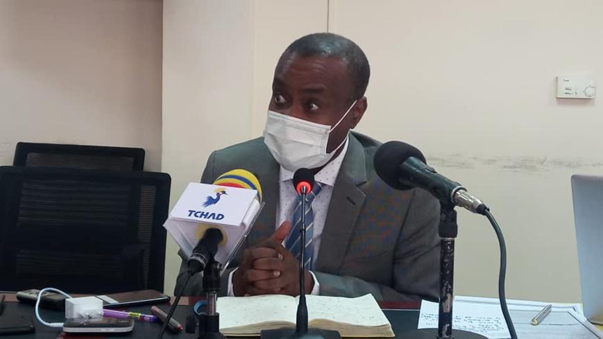 """Covid-19 : Le Tchad enregistre une """"tendance baissière"""""""