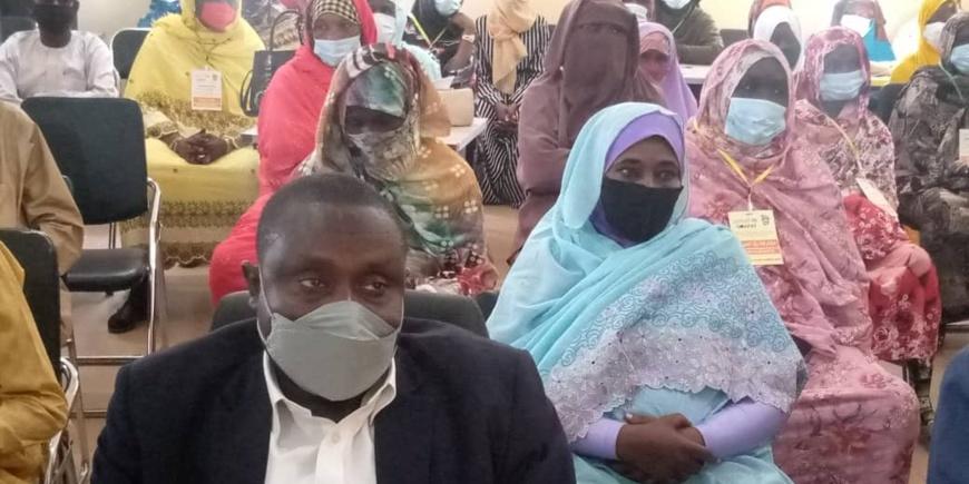 Tchad : L'UAFAT organise un atelier sur les techniques de communication sur le Covid-19 à Abéché