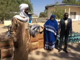 Tchad : les groupements féminins du Lac appuyés par le ministère de la Femme
