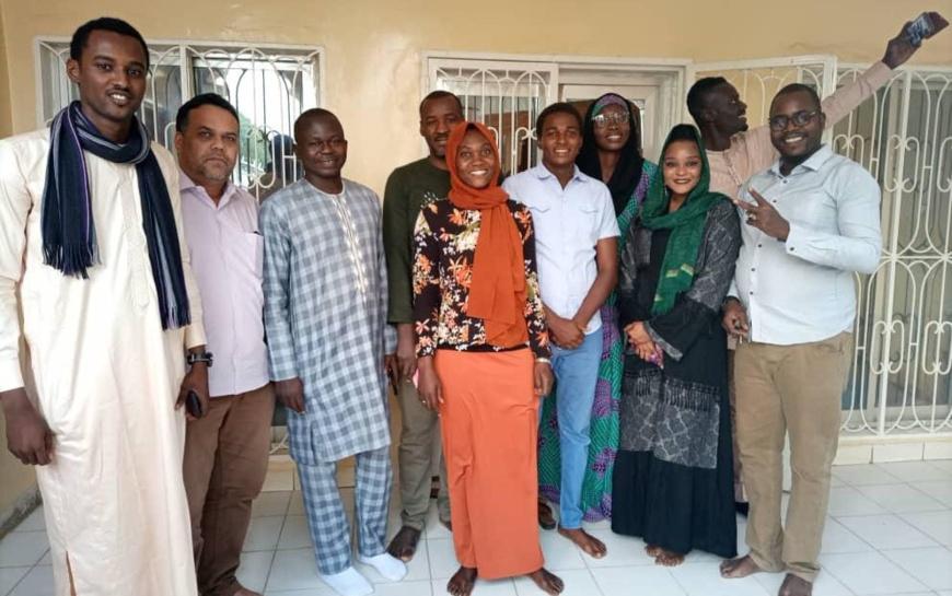 Tchad : Abdraman Kore reçoit les ambassadeurs du vivre-ensemble à Ndjamena