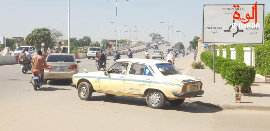 Tchad : le chef de l'État lève le confinement de N'Djamena