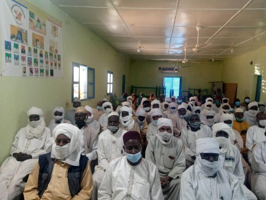 Tchad : le chef de l'État attendu lundi à Abéché, la mairie lance les préparatifs