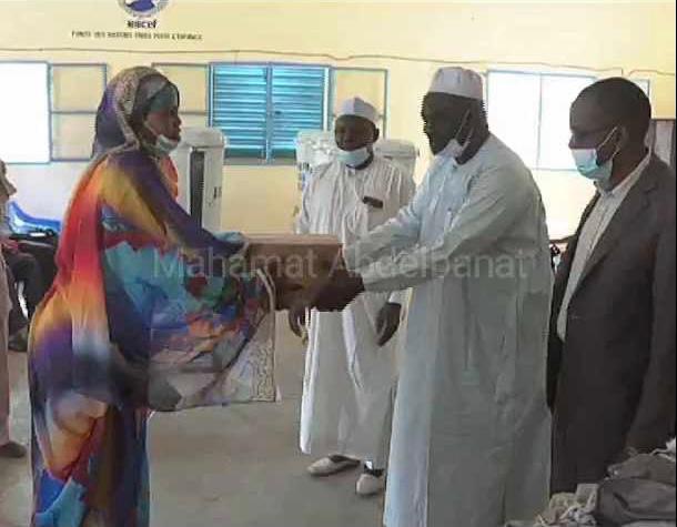 Tchad : une dotation en kits d'hygiène pour des écoles du Bahr-Azoum