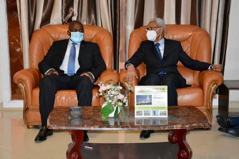 Tchad : le président angolais dépêche un émissaire à N'Djamena. © Min.AE