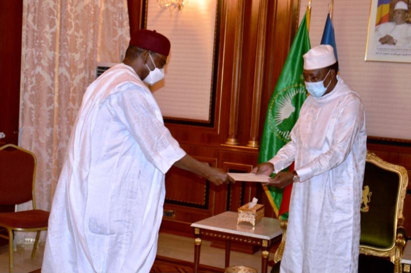 Sécurité : le président nigérian dépêche un envoyé spécial au Tchad