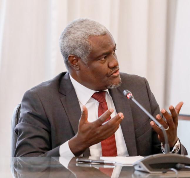 Commission de l'UA : candidat à un second mandat, Moussa Faki présente sa vision