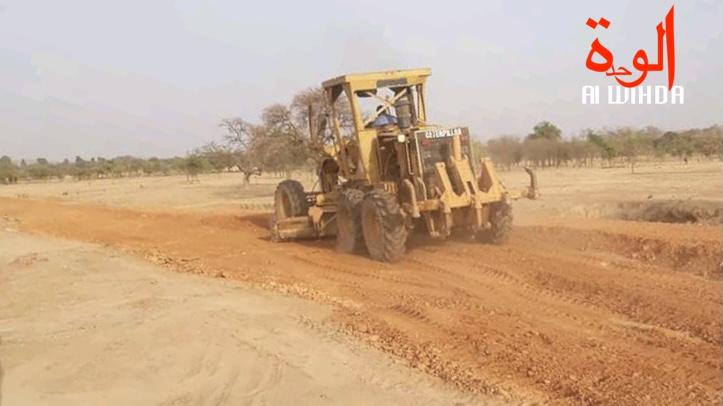 Tchad : opération de salubrité générale à Goz Beida avant l'arrivée du président