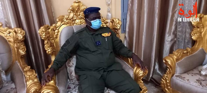 Tchad : une mission de la direction générale de la gendarmerie au Sila