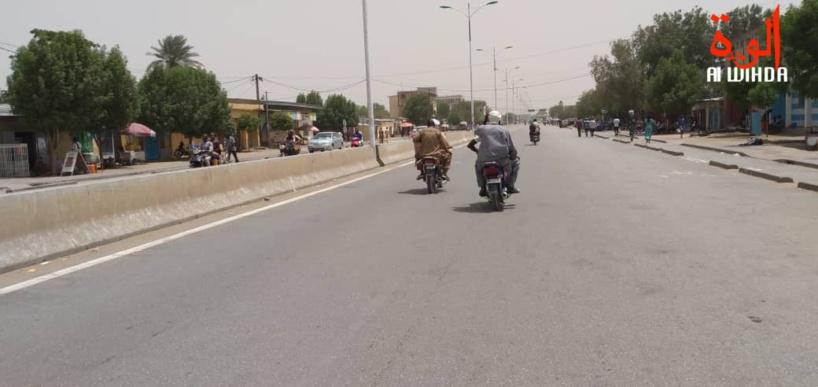 Tchad : le couvre-feu prorogé de deux semaines